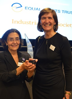 Professor Anna Lawson and Saphieh Ashtiany