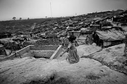 Kutupalong Camp, Cox's Bazar, Bangladesh