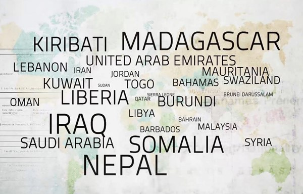 27 countries still implementing discriminatory nationality laws around the world