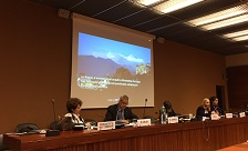 The Trust presents its research at the UN in Geneva