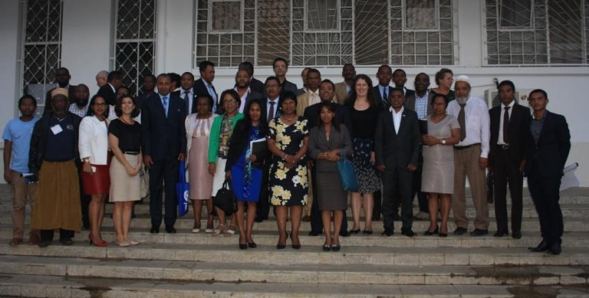 Madagascan Assembly with Equal Rights Trust and Global Campaign